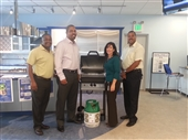 Photo-Bda Gas Barbecue Winner Nov 6 12